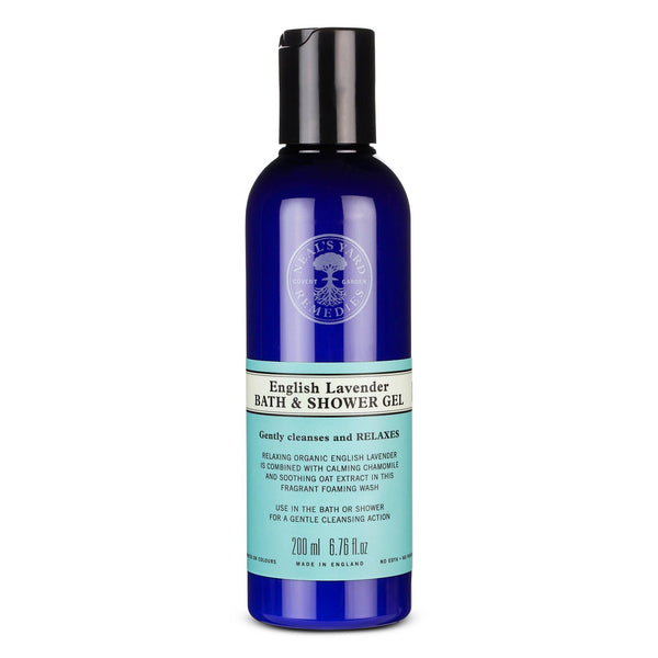 English Lavender Bath & Shower Gel