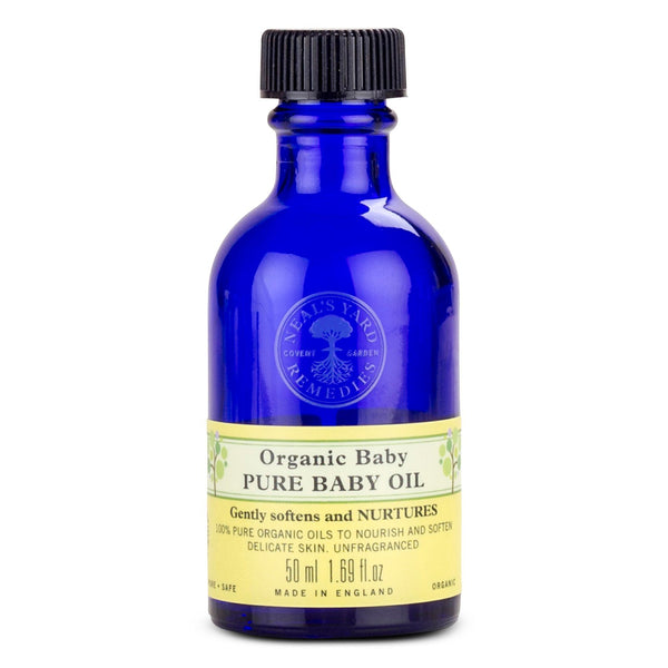 Organic Pure Baby Oil