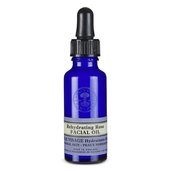 Rehydrating Rose Facial Oil