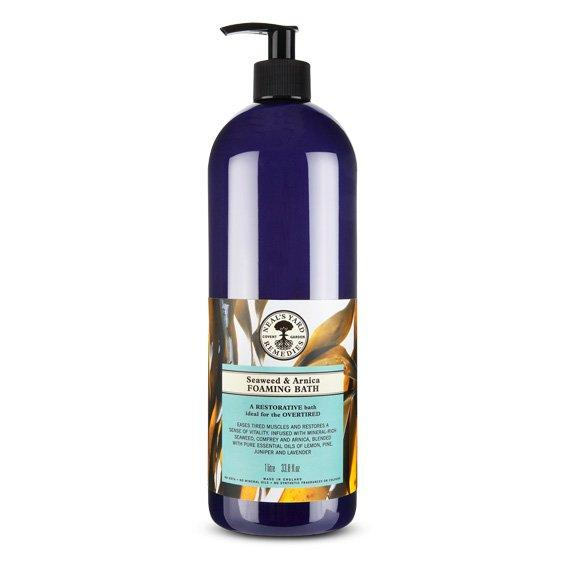 Seaweed & Arnica Foaming Bath Larger Size