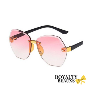 Royalty Beauxs Kids Sunshades (Pink Power)