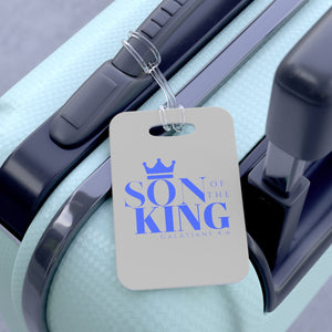 SON Of THE KING Bag Tag