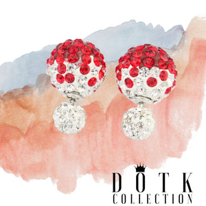 EARRINGS (Cherry Bomb)