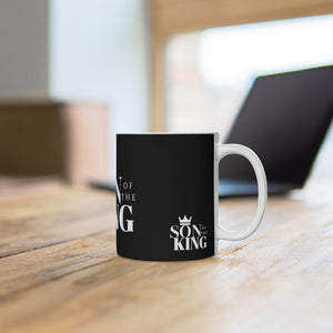 SON Of THE KING Mug (Black on White)
