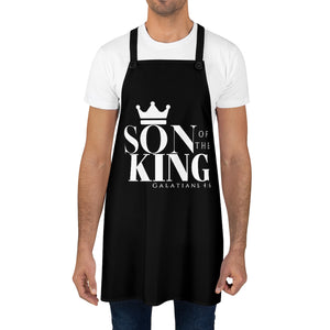 SON Of THE KING Apron