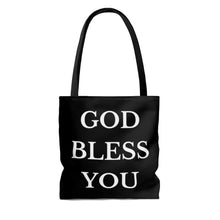 Load image into Gallery viewer, GOD BLESS YOU Tote Bag
