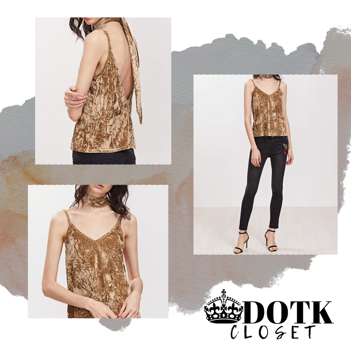 DOTK CLOSET (TOP) Medium Brand New