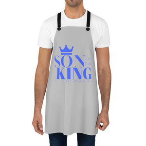 SON Of THE KING Apron (Grey)