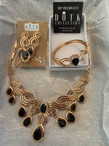 JEWELRY SET 4pc (Nugget)