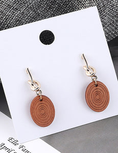 EARRINGS (Bullseye)