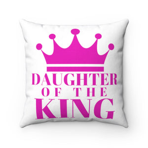 DAUGHTER Of THE KING Pillow