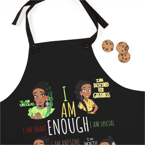 I AM ENOUGH Apron