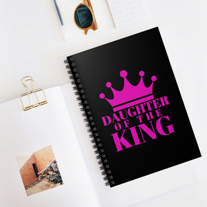 Daughter of The King Spiral Notebook