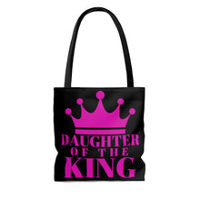 Load image into Gallery viewer, DAUGHTER Of THE KING Tote Bag