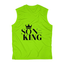 Load image into Gallery viewer, SON Of THE KING Men's Sleeveless Performance Tee