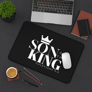 SON Of THE KING Desk Mat