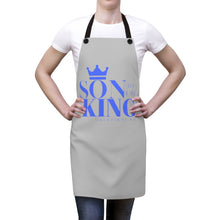 Load image into Gallery viewer, SON Of THE KING Apron (Grey)