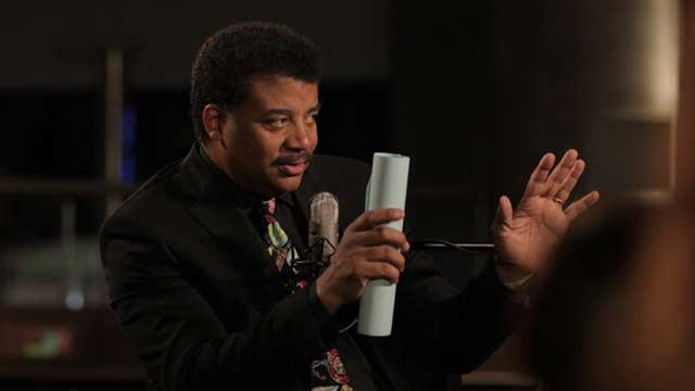 Fri Apr 10 - Art Bell and Dr. Neil deGrasse Tyson