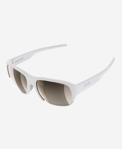 サングラス Define - Hydrogen White/Brown Silver Mirror [ユニセックス] DE10011001BSM - STYLE BIKE ONLINE SHOP