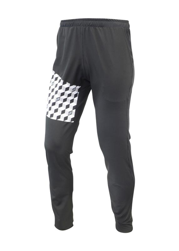 ウィンドパンツ Makani Wind Pant - Black / Grey Cube [メンズ] MPgry-cube