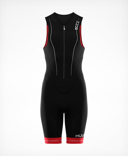 トライスーツ RaceLine Triathlon Suit - Black/Red [メンズ] RCTS - STYLE BIKE ONLINE SHOP