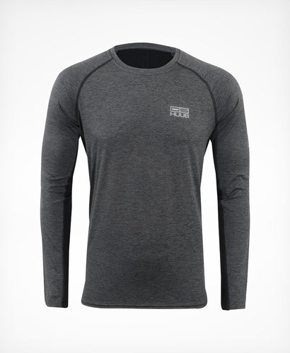 Tシャツ ロングスリーブ DS Training Long Sleeve Top - Dark Grey/Black [メンズ] TDSTOPLS HBMR18254 - STYLE BIKE ONLINE SHOP