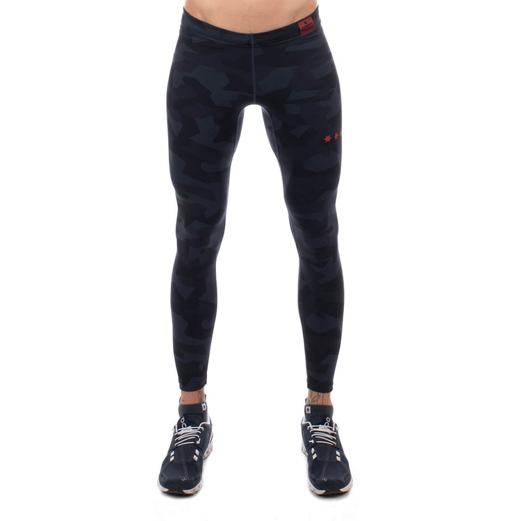 ランニングタイツ AMRLT1 Sub Rosa Tights - Stealth Splinter Camo [ユニセックス] - STYLE BIKE ONLINE SHOP