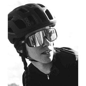 サングラス Aspire Clarity Sunglasses - Uranium Black/Violet Gold Mirror [ユニセックス] ASP20121002VGM - STYLE BIKE ONLINE SHOP