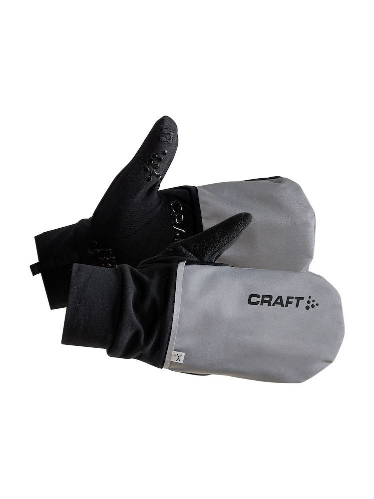 バイクグローブ Hybrid Weather Glove Reflective SLV/BLK [ユニセックス] 1903014926999