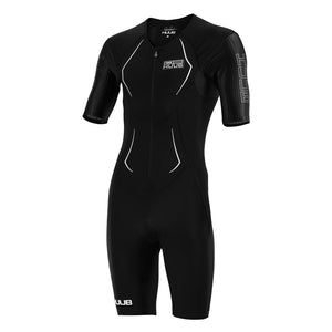 トライスーツ DS Long Course Tri Suit - Black / Black [メンズ] DS19LCSBB HBMT19004