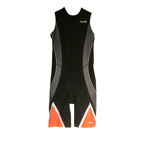 トライスーツ リアジップ Japan Limited Elite Triathlon Suit Rear Zip - Black/Black [メンズ] HBMT19053 - STYLE BIKE ONLINE SHOP