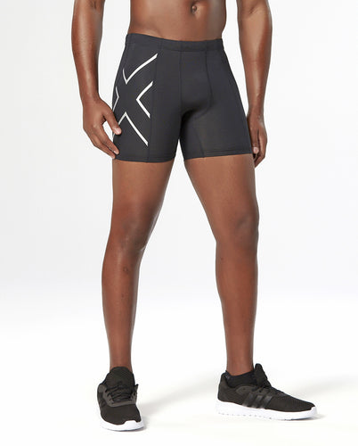2XU/ツータイムズユー MA4508b BLK/SIL COMPRESSION 1/2