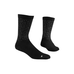 ランニングソックス Reflective Combat High Socks - Black Universe [ユニセックス] DMASO2