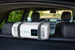 air purifier inside car