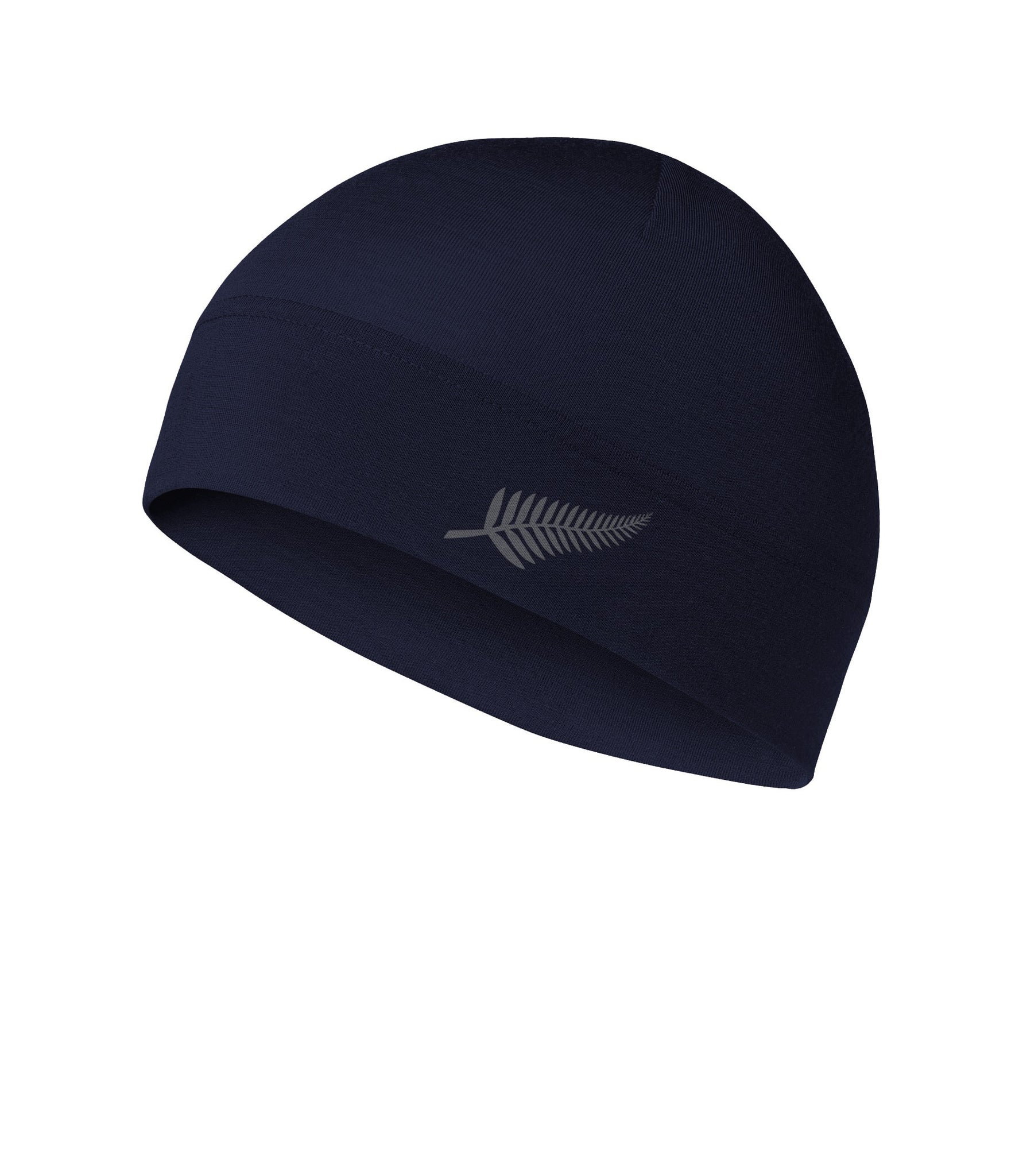 Merino Ink-Blue Beanie. Made in New Zealand