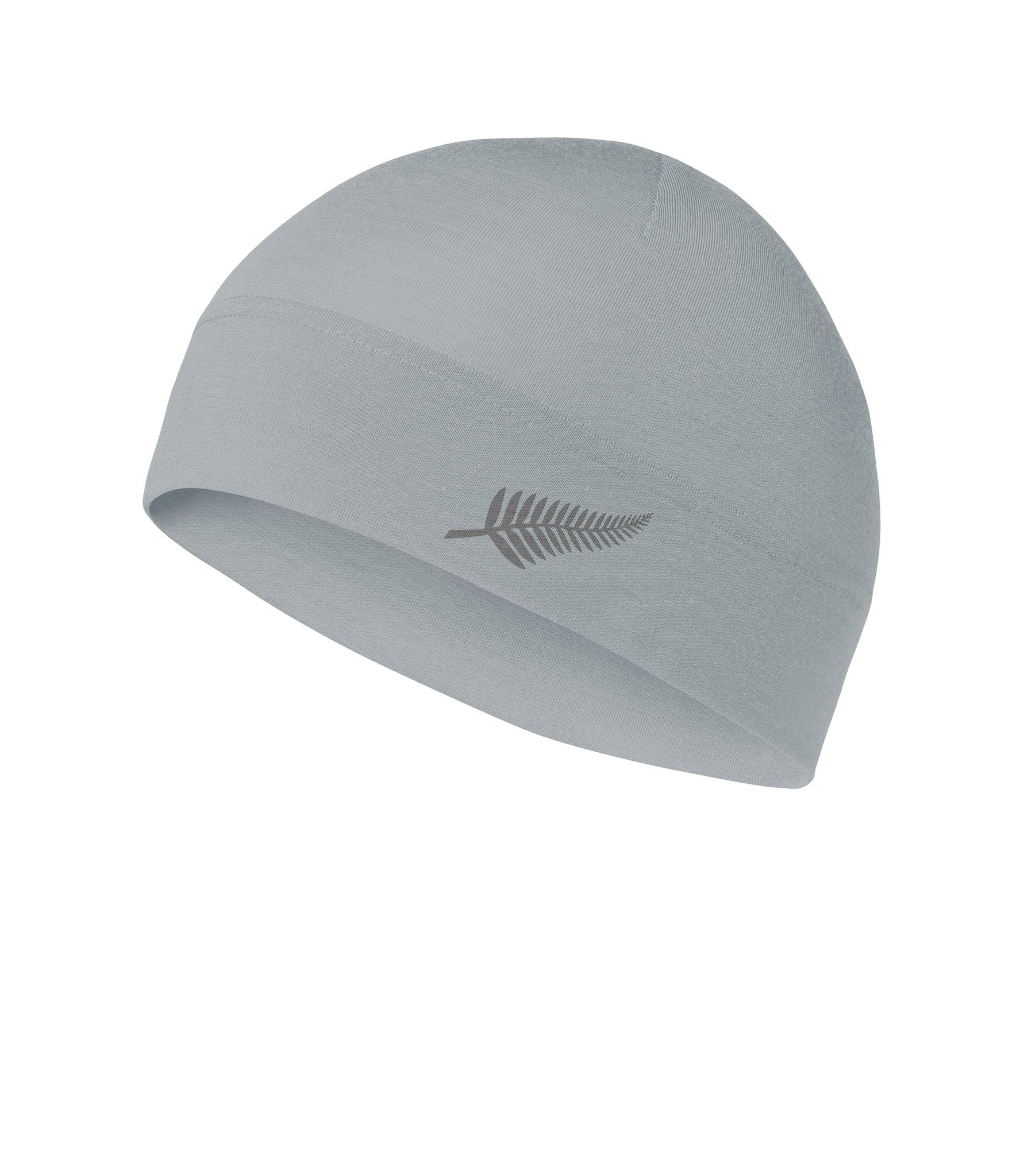 Merino Silver Beanie. Made in New Zealand