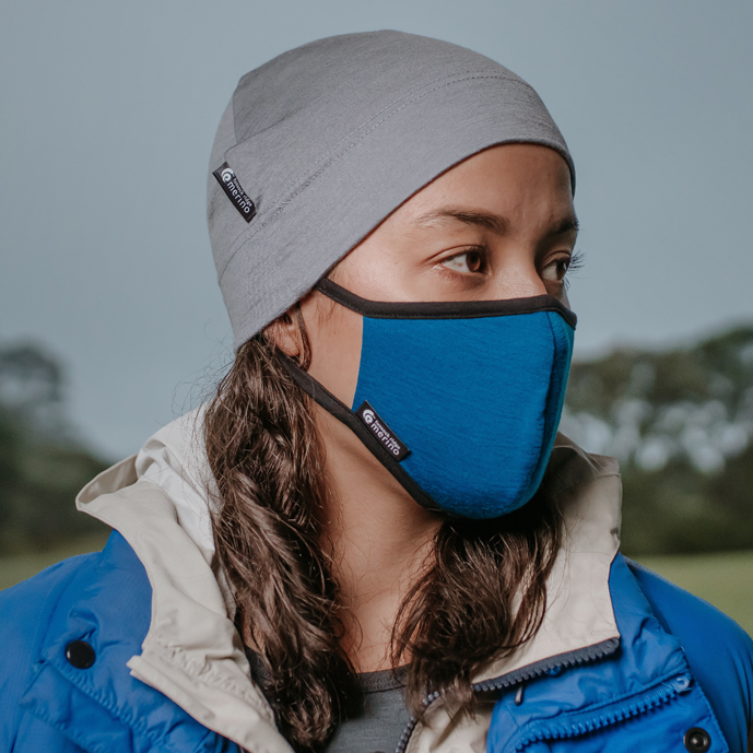 Merino Face Mask. Made in New Zealand