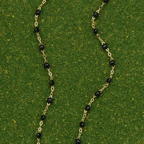 Gigi Clozeau Black Necklace