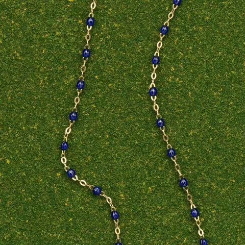 Gigi Clozeau Blue Necklace