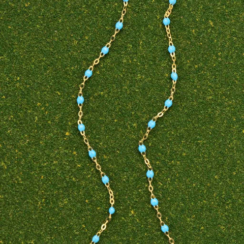 Turquoise Necklace by Gigi Clozeau