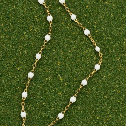 Gigi Clozeau White Necklace