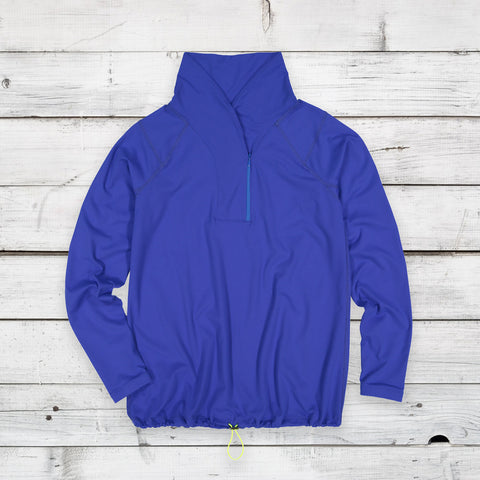 Racquets pullover - royal