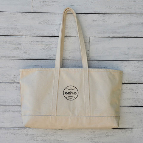 Steele Canvas tote - natural