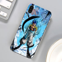Load image into Gallery viewer, Dragon Ball, Saiyan, Goku, Vegetto, Broly Phone Case for iPhone!