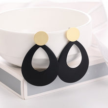 Load image into Gallery viewer, Geometric Drop Earrings for Women!