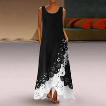Load image into Gallery viewer, Sleeveless Beach Maxi Dress for Women!