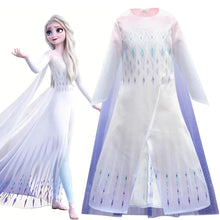 Load image into Gallery viewer, Disney Princess Dresses, Gown, Costume hair, Crown and Wand!