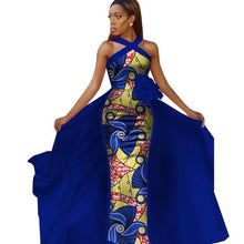 Load image into Gallery viewer, Sleeveless African Dress for Women!