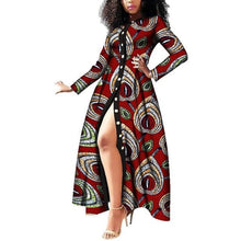 Load image into Gallery viewer, Wax Print African Dress for Women!