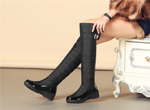 Load image into Gallery viewer, Fashion Women Winter Snow Boots for Woman!